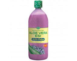 Aloe Vera Esi Activ Polpa con Mirtillo (1000 ml)