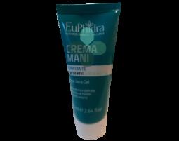 Euphidra Crema Mani idratante rigenerante con Aloe vera (75 ml)