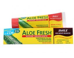 Dentifricio in Gel Aloe Fresh Smile sbiancante (100 ml)