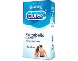 Durex Settebello Classico profilattici (18 pz)