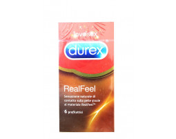 Durex RealFeel Profilattici (6pz)