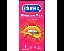 Durex PleasureMax profilattici extrastimolanti (6 pz)