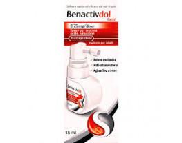 BenactivDol Gola 8,75mg Spray per mucosa orale (15 ml)