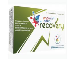 Endovir recovery multivitaminico (30 compresse)
